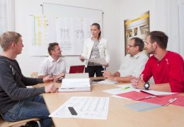 Individuelle Planung im Teamwork