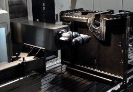 CAD/CAM Programmierung für präzise Bearbeitung auch besonders großer Bauteile.