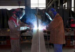 Geballtes Know-How im Haus: European Welding Engineer, International Welding Engineer, sowie European Welding Specialist.